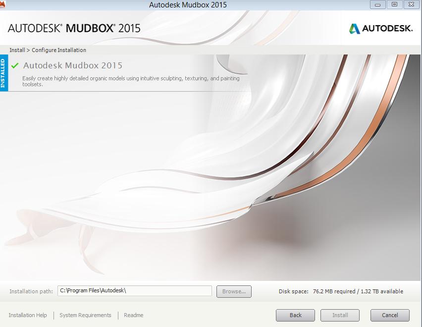 Autodesk Mudbox 2015 cheap license