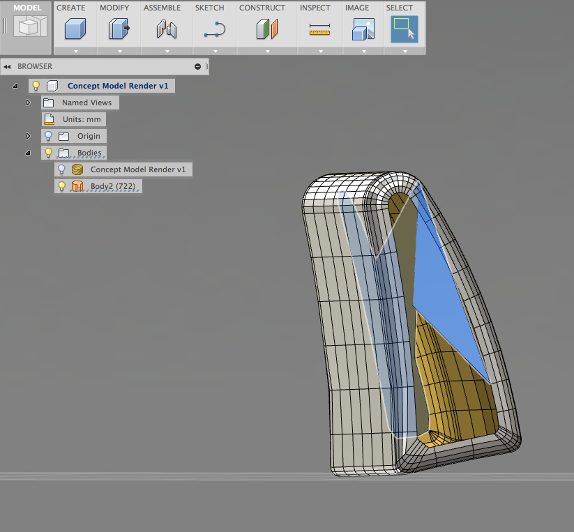 mesh to brep bugs - Autodesk Community- Fusion 360