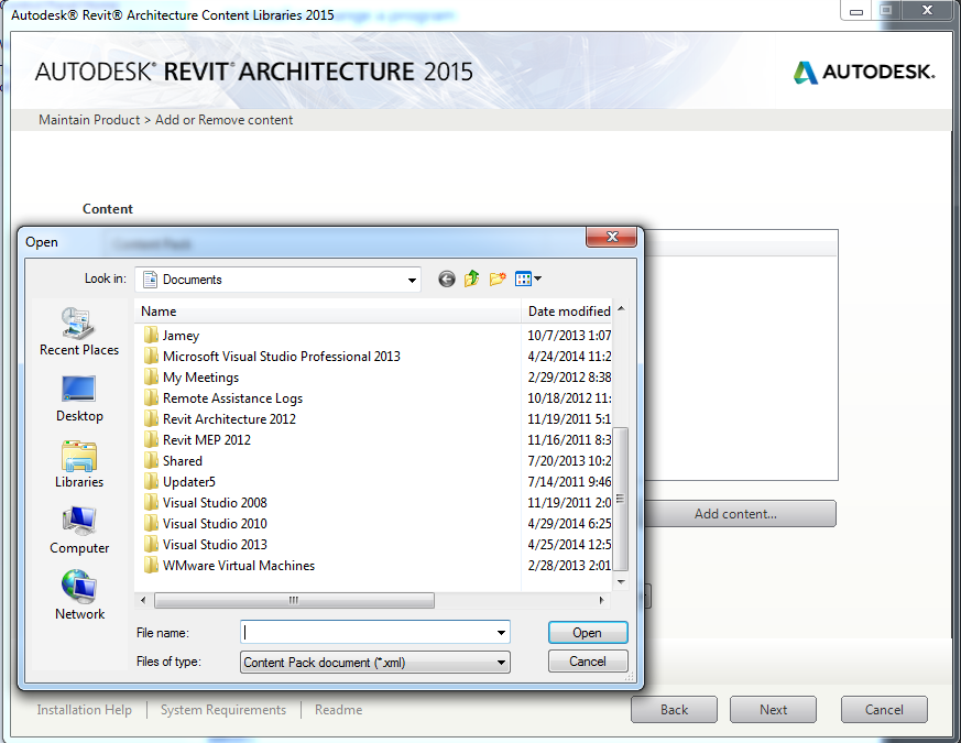 Revit 2015 Family Template File location - Page 2 - Autodesk
